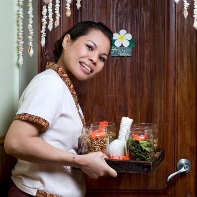 Orient Spa Одесса - Тайский травяной массаж