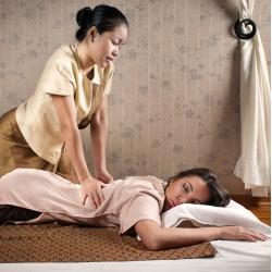 Orient Spa Одесса - массаж спины