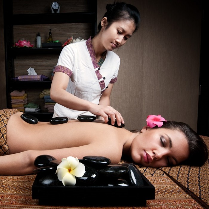 Orient Spa Одесса - Стоун массаж