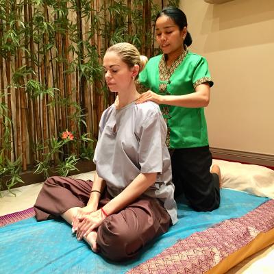 Orient Spa Одесса - Тайский традиционный массаж