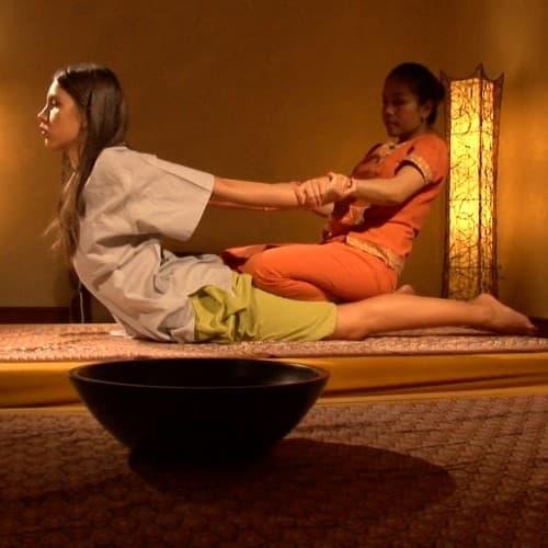 Тайский традиционный массаж
